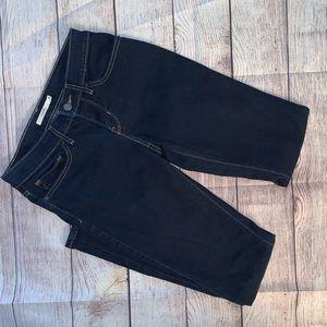 Dark skinny Levi's  jeans